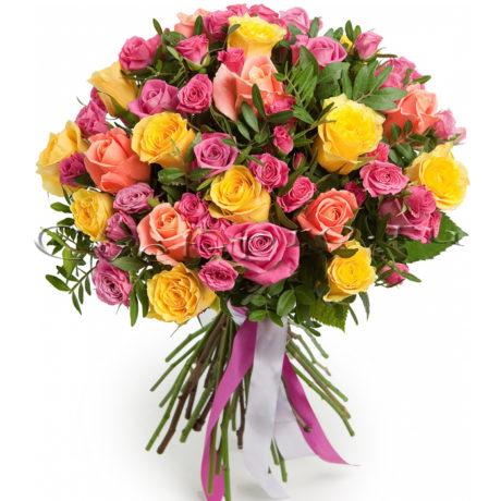 Букет Клубок страстей, купить цветы Тольятти, доставка цветов в Тольятти, Cvet-pro