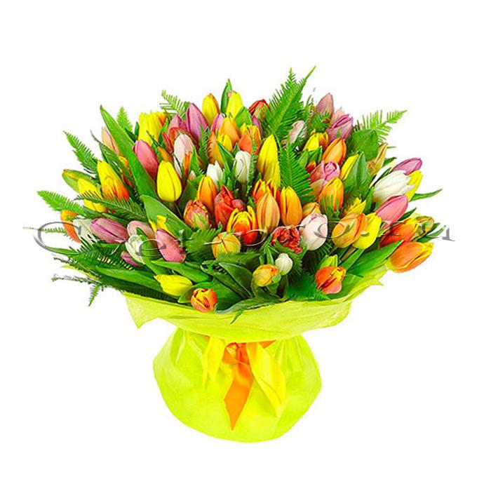Букеты цветов 7