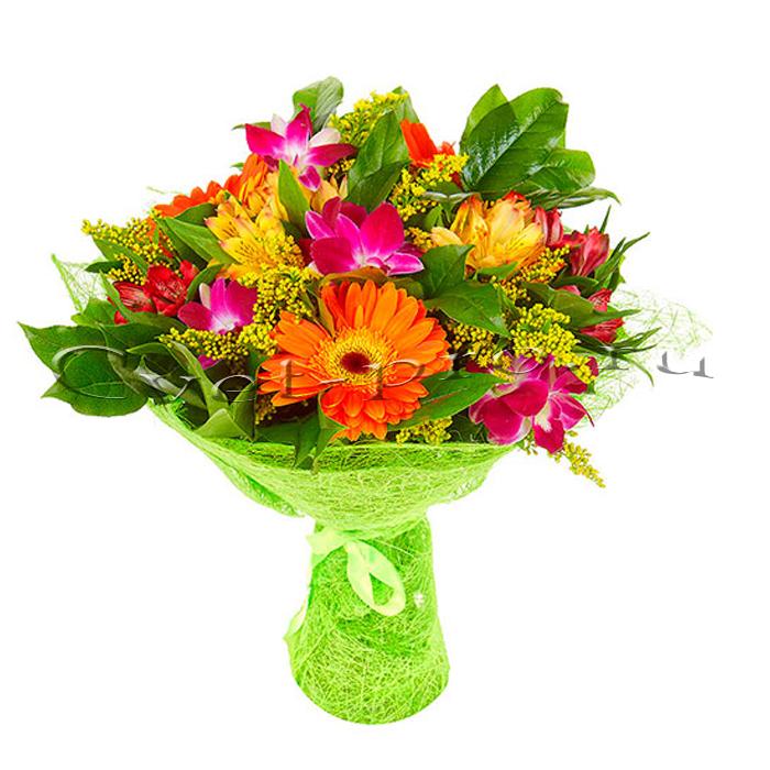 Букеты цветов 1