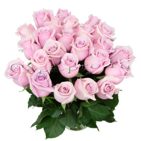 Букет Акапелло, купить цветы Тольятти, доставка цветов Тольятти, 25 розовых роз, Cvet-pro
