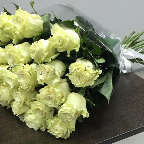 Букет Волшебный аромат, купить цветы Тольятти, доставка цветов в Тольятти, букет белых роз, Cvet-pro