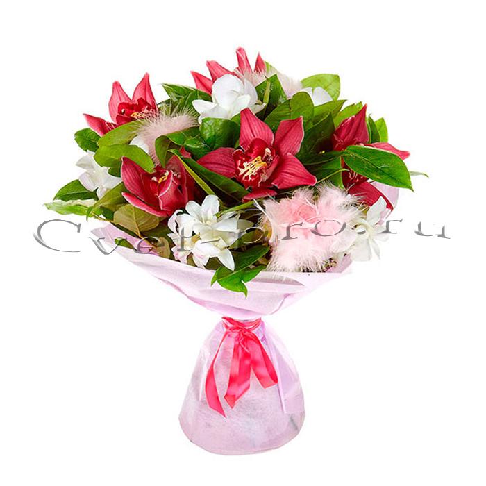 Букеты цветов 3