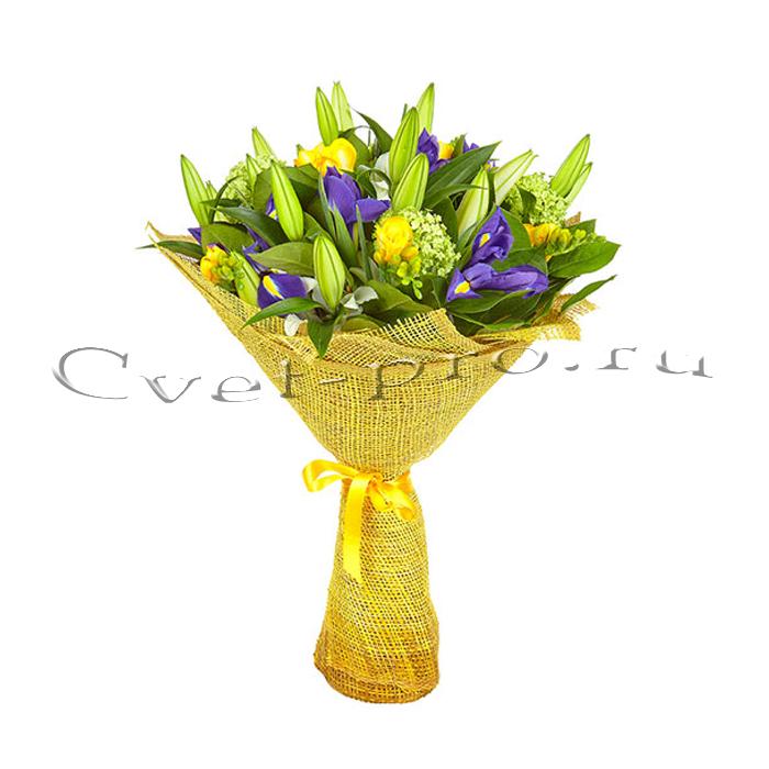 Букеты цветов 8
