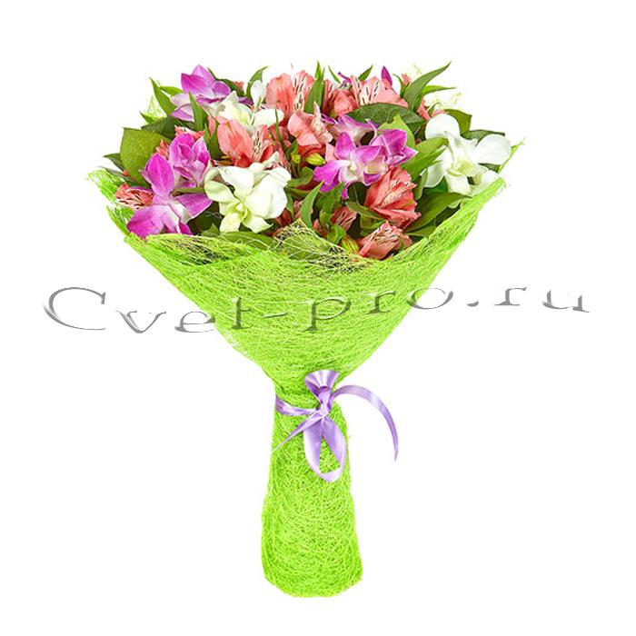 Букеты цветов 6