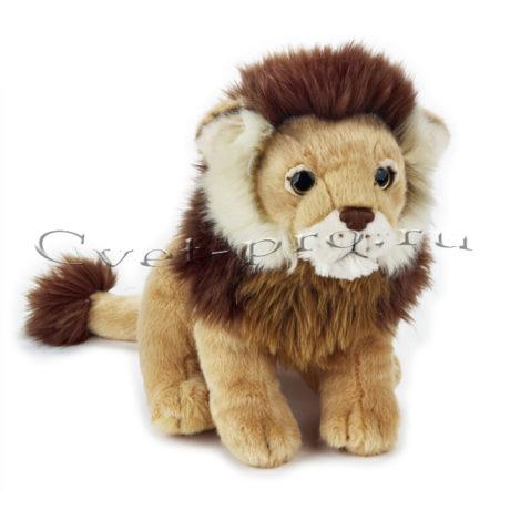 Мягкая игрушка Король лев, купить цветы Тольятти