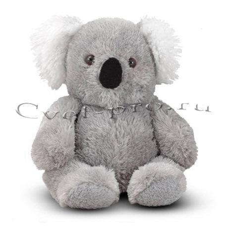 Мягкая игрушка Серая коала, купить цветы Тольятти