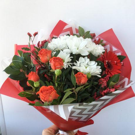 Букет 1 сентября • Купить цветы Тольятти