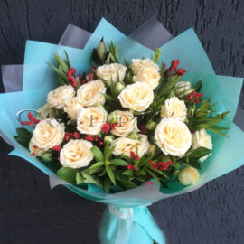 доставка цветов в тольятти, Букет Страсть