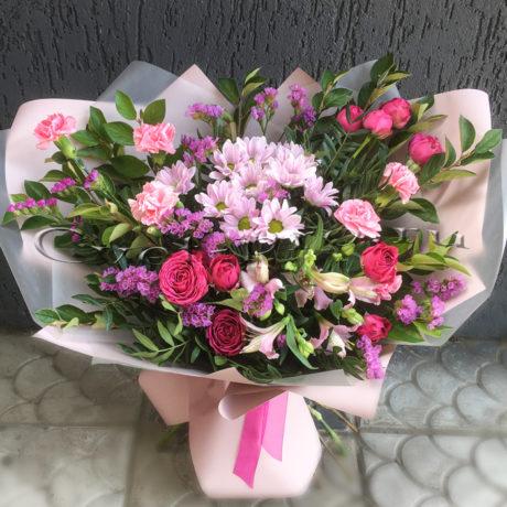 доставка цветов в тольятти, Букет Судьба