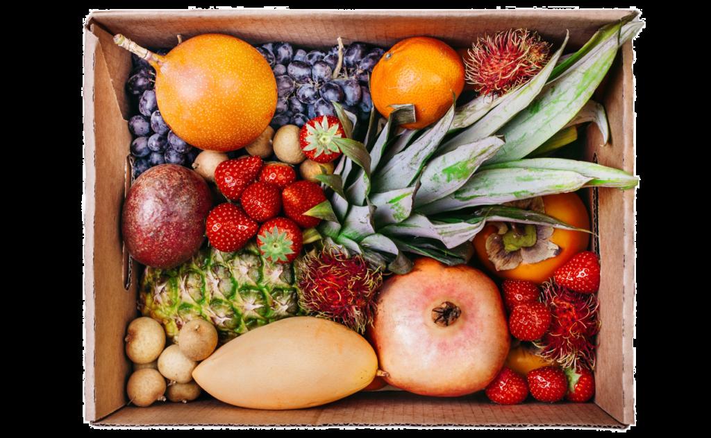 подарок, подарки Тольятти, фруктовый набор